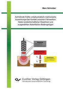 Auftretende Kräfte und physikalisch-mechanische Auswirkungen bei