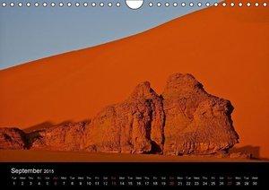 Sahara - Southern Algeria (Wall Calendar 2015 DIN A4 Landscape)