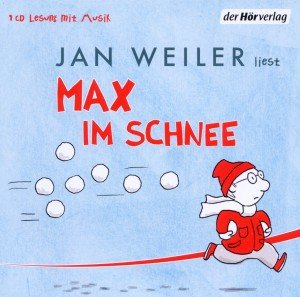 Max im Schnee