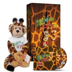Giraffenaffen 3 (Limitierte Box)