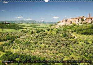 Tuscany - A magical landscape (Wall Calendar 2015 DIN A3 Landsca