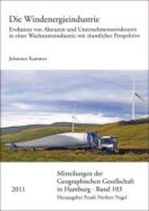 Die Windenergieindustrie