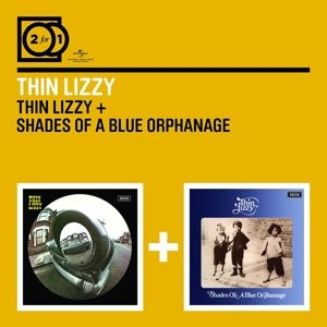 2 For 1: Thin Lizzy/Shades Of A Blue Orphanage
