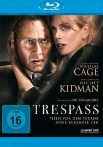 Trespass-Blu-ray Disc