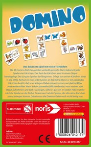 Noris 606094218 - Bilder Domino