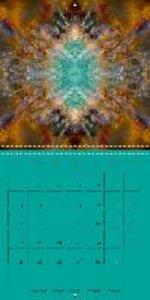 Couleur de la glace (Calendrier mural 2015 300 × 300 mm Square)