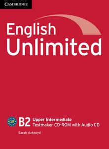 English Unlimited B2 - Upper-Intermediate. Testmaker CD-ROM + Au