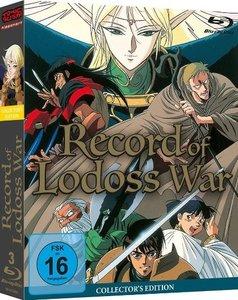 Record of Lodoss War - Gesamtausgabe
