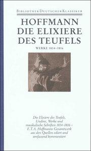 Hoffmann, E: Saemtl. Werke 2/2