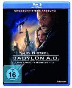 Babylon A.D.(Blu-ray)