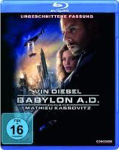 Babylon A.D.(Blu-ray)