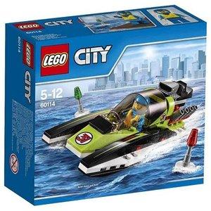 LEGO City 60114 Rennboot