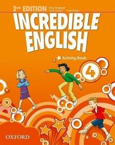 Incredible English 4: Activity Book