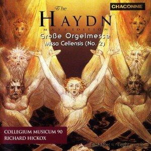 Grosse Orgelmesse/Mariazeller Messe