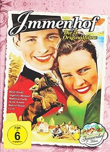 Immenhof-Die 5 Originalfilme (Standard Edition)