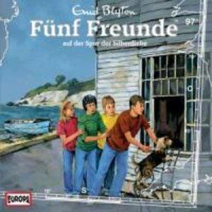 Fünf Freunde 097 auf der Spur der Silberdiebe