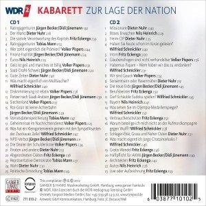 WDR 2 Kabarett - Zur Lage der Nation