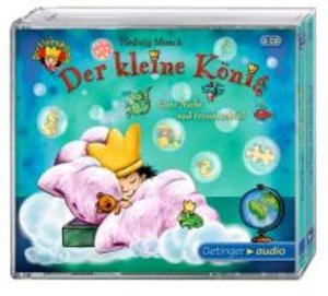 Der kleine König - Gute Nacht und träum schön! (3 CD)