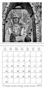 Myanmar - New Impressions in B & W (Wall Calendar 2015 300 × 300