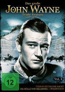 Das Große John Wayne Triple Feature Vol.1