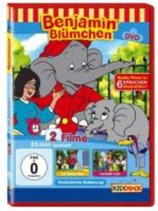 Benjamin Blümchen verliebt sich / ... als Babysitter