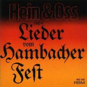 Hein & Oss singen Lieder vom Hambacher Fest