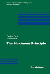 The Maximum Principle