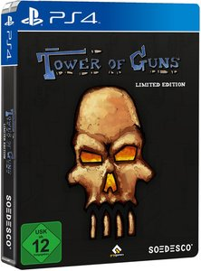 Tower of Guns - Steelbook
