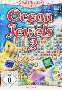 Red Rocks: Ocean Jewels 2