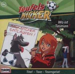 Teufelskicker 44. Wo ist Tasman?