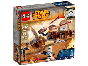 LEGO Star Wars 75085 - Hailfire Droid
