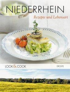 Niederrhein. Rezepte und Lebensart. Look & Cook