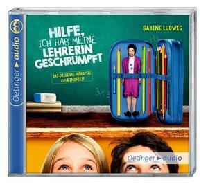 Hilfe, ich hab meine Lehrerin geschrumpft (CD)