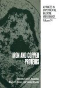 Iron and Copper Proteins