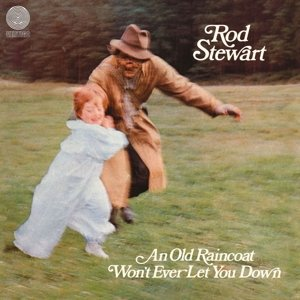 An Old Raincoat Won?T Ever Let You Down (LP)