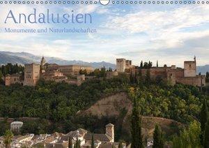Schonnop, J: Andalusien - Monumente und Naturlandschaften (W