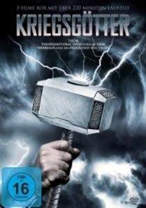 Kriegsgötterbox (Thor 1+2 & Hercules)