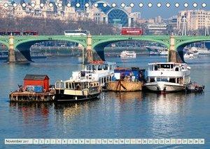 Bühne frei für London und die Themse