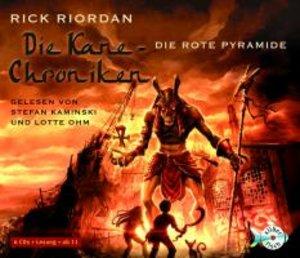 R.Riordan: Die Kane Chroniken 1.Die R.Pyramide