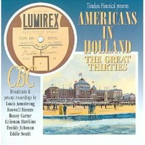 Americans In Holland-The Great Thirties