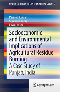 Socioeconomic and Environmental Implications of Agricultural Res