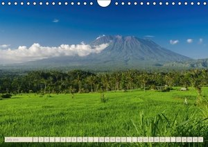 Bali / UK-Version (Wall Calendar 2015 DIN A4 Landscape)