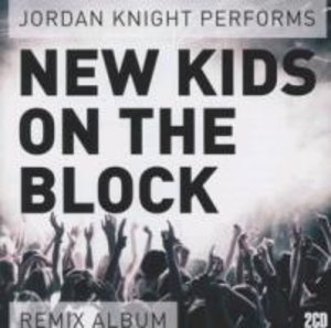 Jordan Knight performs New Kids On The Block