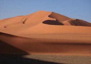 The Algerian Sahara / UK-Version (Stand-Up Mini Poster DIN A5 L