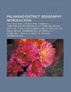 Palakkad district geography Introduction