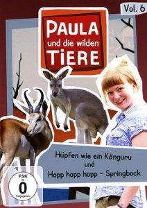 Vol.6: Hüpfen wie ein Känguru/Hopp hopp hopp-