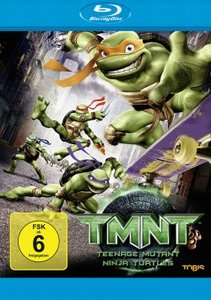 TMNT BD (Teenage Mutant Ninja Turtles)