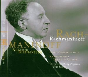 Rubinstein Collection Vol.35: Rachmaninoff: Pian