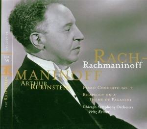 Rubinstein Collection Vol.35: Rachmaninoff: Pian