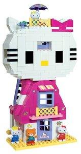 BIG 800057048 - PlayBIG BLOXX: HELLO KITTY PRINCESS KATZENHAUS